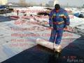 Ремонт кровли зимой - ВИР-оборудование