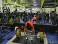 Классическая становая тяга 210 кг. Собственный вес 79,2 кг. Сергей Сивец